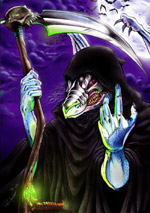 """Pyron the Reaper"""