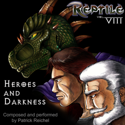 Reptile - Heroes and Darkness