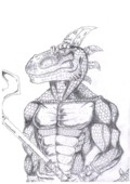 """Reptile (Lineart)"""