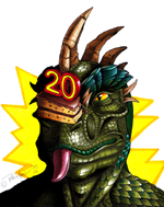 """20 Years of Reptile"""