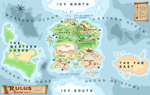 """Rulus World Map"""