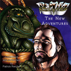Reptile - The New Adventures